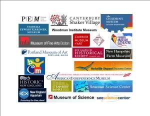 museum reimbursal postcard