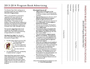 Ad book brochure - inside draft